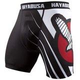 Hayabusa Recast Compression Shorts Black Vechtsport Kleding