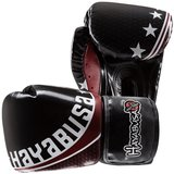 Hayabusa Pro Muay Thai Gloves Kickboks Handschoenen Zwart