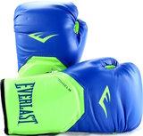 Everlast Elite Pro Style Bokshandschoenen Blauw Groen