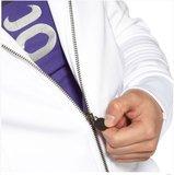 Women's Training Jacket White by Jaco Athletics