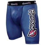 Hayabusa Haburi Compression Vale Tudo Shorts Blue