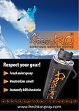 Freshko Extreme Glove Spray