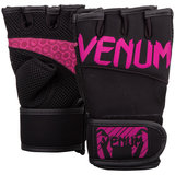 Venum Aero Body Fitness Handschoenen Gloves Zwart Roze