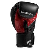 Hayabusa T3 (Kick)bokshandschoenen Zwart Rood