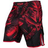Venum Shorts Gladiator 3.0 Zwart Rood Fightshorts Venum Kleding