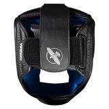 Hayabusa T3 Headgear Hoofdbeschermer Zwart Blauw