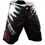 PunchTown Frakas eX The Dead Fight Shorts Black