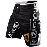 PunchTown Frakas eX Apocalypse Fight Shorts Black