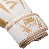 Venum Elite Bokshandschoenen Wit Goud