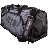 Venum SporttasTrainer Lite Gym Bag Zwart Grijs