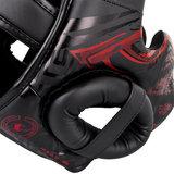 Venum Gladiator Hoofdbeschermer Black Red Headgear