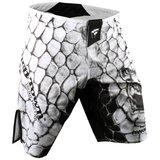 MMA Shorts Punchtown Frakas eX Ryushin White