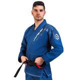 Hayabusa Goorudo 4.0 Gold Weave Jiu Jitsu BJJ Gi Blue
