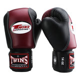 Twins Bokshandschoenen BGVL 7 Wine Red Black