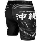 Venum Okinawa 2.0 Compression Short Zwart Wit