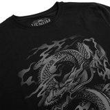 Venum Shirt Dragon's Flight Black on Black FightstoreNederland