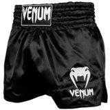 Venum Classic Muay Thai Kickboks Broekjes Zwart Wit
