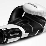 Hayabusa Bokshandschoenen S4 Kit Wit incl set Boksbandages