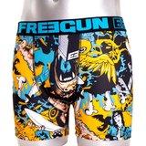 Freegun Underwear Men Original Boxershorts King Kong Black Blue