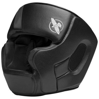 Hayabusa HoofdbeschermerT3 Headgear Zwart Zwart