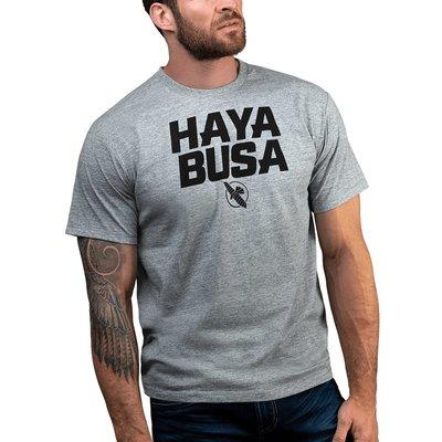 Hayabusa Casual logo T Shirt Grijs by Hayabusa Fightwear