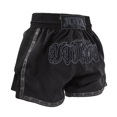 Joya kickboks Broekje Muay Thai Kickboxing Shorts Faded Black