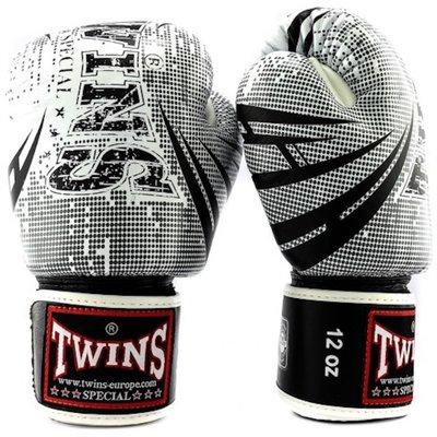 Twins Fantasy 2 Bokshandschoenen Wit Zwart
