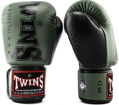 Twins Bokshandschoenen BGVL 8 Groen Boxing Gloves