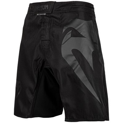 Venum MMA Fight Shorts Light 3.0 Zwart Zwart