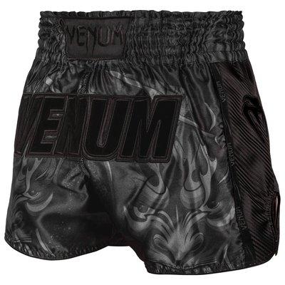 Venum Devil Muay Thai Shorts Zwart Venum Shop Nederland