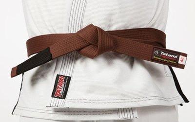 Tatami Adult BJJ Rank Belt Brown Tatami Fight Wear