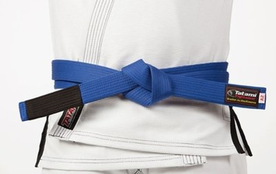 Tatami Adult BJJ Rank Belt Blue Tatami Fight Wear