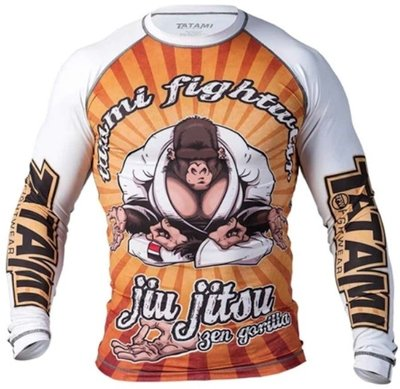 Tatami Zen Gorilla Rash Guard by Tatami BJJ Fightwear