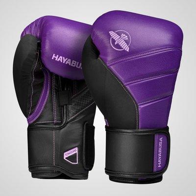 HaHayabusa (Kick)Bokshandschoenen T3 Paars Zwart