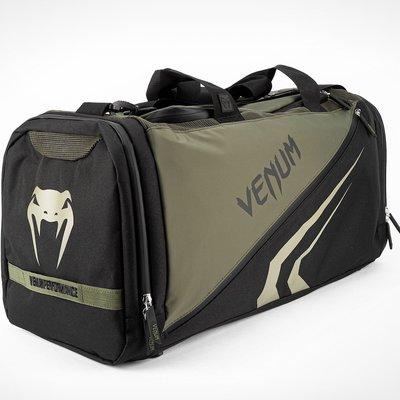 Venum Trainer Lite EVO Sporttas Khaki Groen Venum Sportsbag