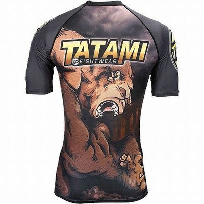 Tatami The Wrestlers Rash Guard size L