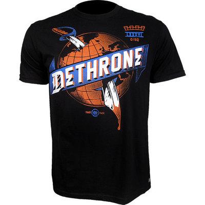 Dethrone MMA Kleding Taking Over T Shirt Black