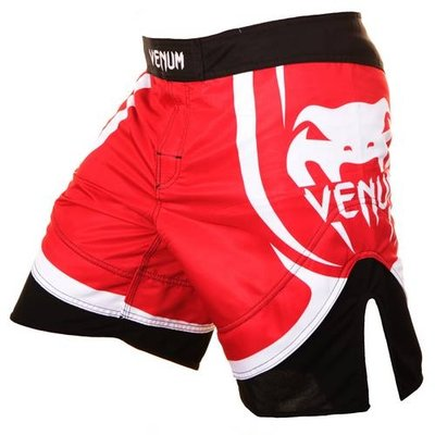 Venum Electron 2.0 MMA Shorts Red only in size XXS