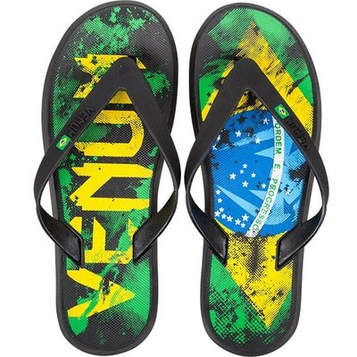 Venum Brazilian Flag Sandals Flip Flop Slippers