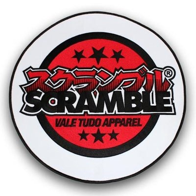 Scramble Large Patch BJJ Gi Patch 30 cm