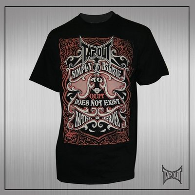 TapouT Requiem T-Shirt by TapouT MMA Kleding