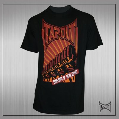 TapouT Of the People T-Shirt by TapouT MMA Kleding