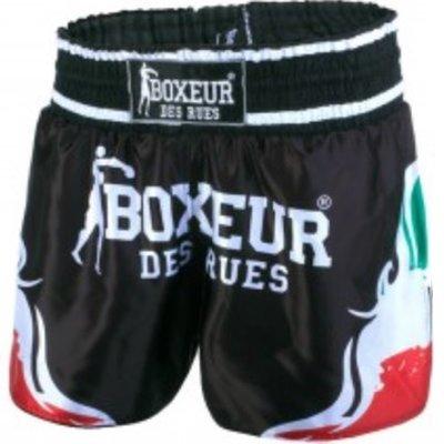 Boxeur Kick Muay Thai Shorts Tribal Symbols ITALY