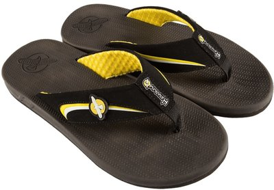 Hayabusa Talon Sandals Yellow Flip Flop Slippers Hayabusa Fightwear