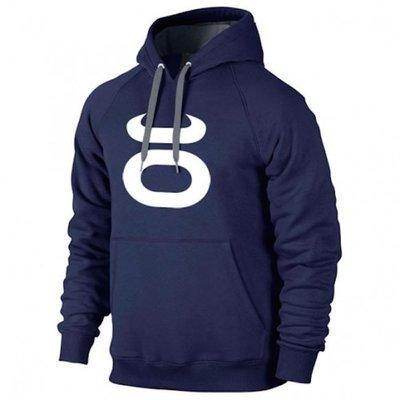 TENACITY Core Hoodie Navy by Tenacity MMA Clothing