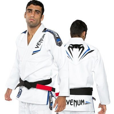 Venum BJJ GI Elite White Gold Weave by Venum BJJ Fightgear