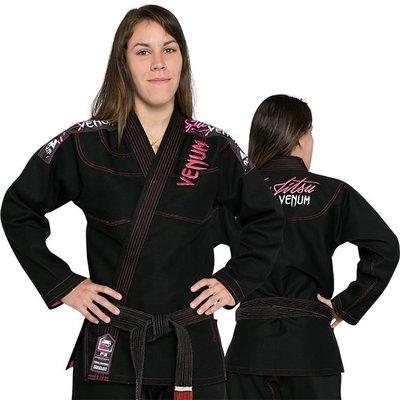 Venum Challenger BJJ Gi Dames Black Pink by Venum BJJ Fightgear