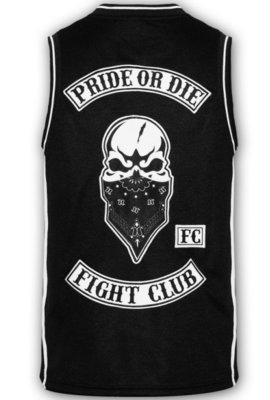 PrideorDie Fight Club Jersey Vechtsport Shop Emmen