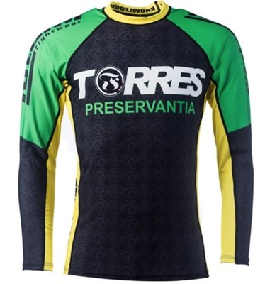 JT Torres X Tatami X Fokai Rash Guards BJJ Fightgear