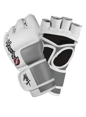 Hayabusa Tokushu 4OZ MMA Handschoenen Gloves White